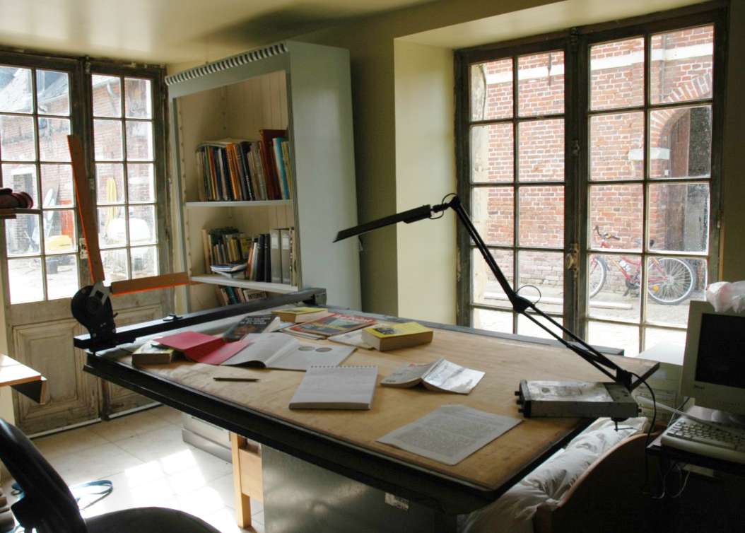 moyens du bureau d 39 tudes de la sarl benoist journel. Black Bedroom Furniture Sets. Home Design Ideas